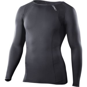 2XU Compression - T-shirt manches courtes running Homme - noir