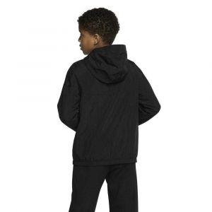 Nike Veste tissée Sportswear pour Garçon - Noir - Taille M