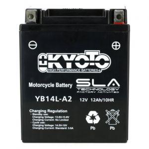 Kyoto Batterie Moto Yb14l-a2
