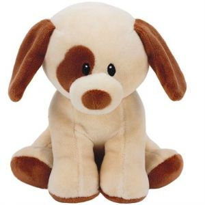 Ty Bumpkin Peluche chien Beige, Marron