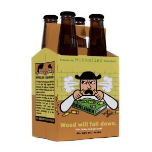 Mikkeller Wood will fall down 4x33cl