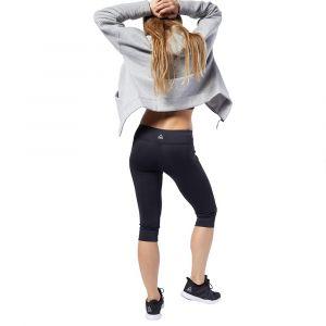 Reebok Legging de fitness Training workout 3/4 Noir - Taille L;M;S;XL;XS