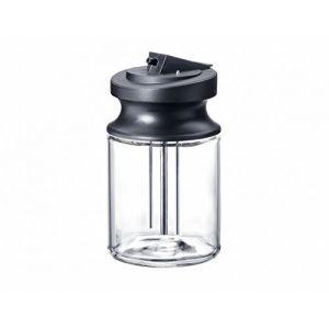 Miele 9552740 - Réservoir de lait (en verre) pour machine à café