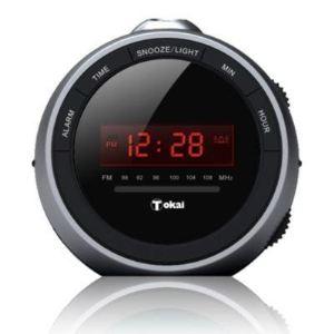Tokai TP-120K - Radio réveil avec projection de l'heure