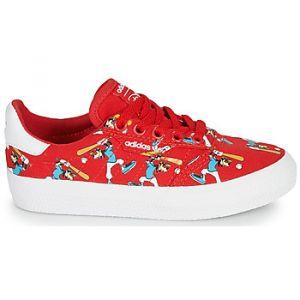 Adidas Chaussures enfant 3MC C X DISNEY SPORT - Couleur 28,29,30,31,32,33,34,35 - Taille Rouge
