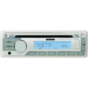 Mueta A4M - Autoradio CD/USB/ iPhone/iPod (4 x 75 Watts)