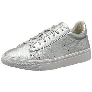 Esprit Lizette, Sneakers Basses Femme, Argent (090 Silver), 40 EU