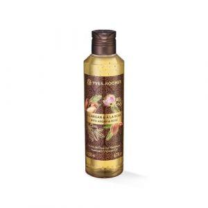 Yves Rocher Huile de Douche Hammam Argan Rose - 200ml - Flacon 200 ml
