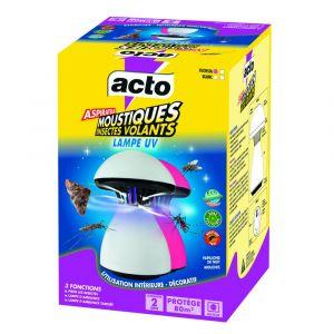 Acto Aspirateur Moustiques Insectes Volants Lampe UV