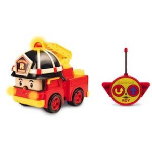 Ouaps Camion de pompier radiocommandée Robocar Poli