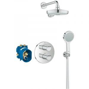 Grohe Grohtherm 2000 - Set de sécurité (chrome, 34283000)