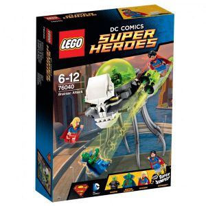 Lego 76040 - Super Heroes : DC Comics - L'attaque de Brainiac