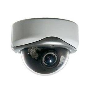 Aiphone 110805 - Camera dôme NTSC anti-vandale IP 67