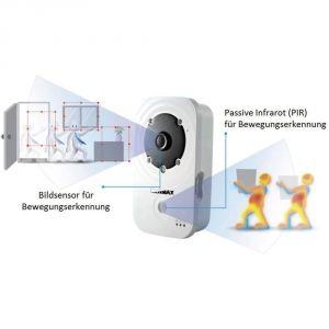 Edimax IC-3140W - Caméra de réseau