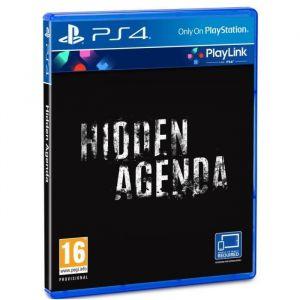 Hidden Agenda sur PS4