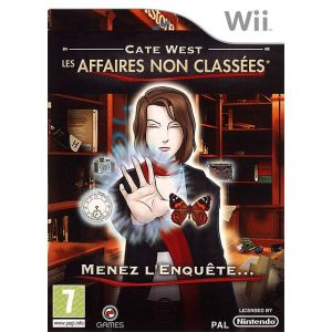 Cate West : Les Affaires non Classées [Wii]