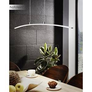 Eglo Suspension LED design Lasana L90 cm - Chrome