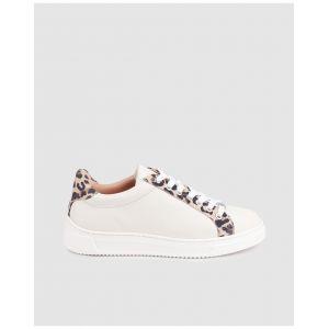 Unisa Chaussures à imprimé léopard Blanc - Taille 41
