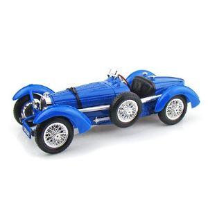 Bburago 12062B - Bugatti type 59 1934 Collection Gold - Echelle 1/18