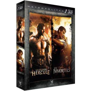 La Légende d'Hercule + Les Immortels