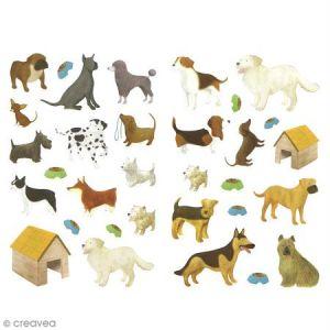 Maildor AE017O Une pochette de 48 planches de Gommettes Mimi Stick - thèmes assorties