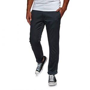 Volcom Frickin Modern Stretch Chino Pant 38 inch Charcoal