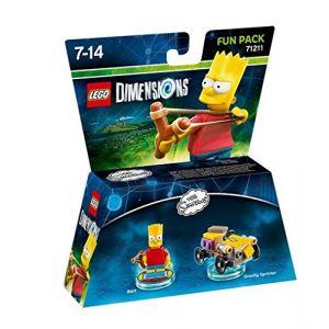 Lego 71211 - Bart Simpson