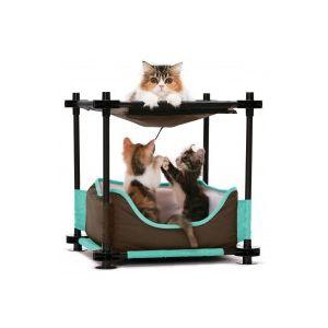 Kitty city Aire de jeu Cosy Bed