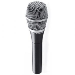 Shure Micro SM 86 chant statique