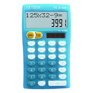 Citizen Systems FC Junior - Calculatrice Scolaire primaire
