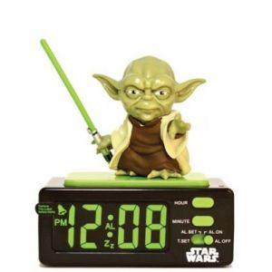 Abysse Corp GIFJAZ003 - Réveil Yoda SD