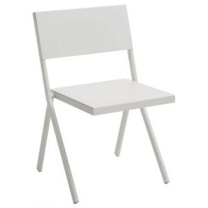Chaise Jardin Metal Empilable