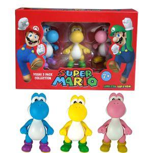 Abysse Corp Coffret de 3 figurines Yoshi