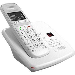 Telefunken TD 351 Pillow - Téléphone sans fil avec répondeur