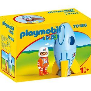 Playmobil 70186 - Fusée Et Astronaute