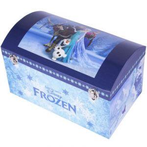 Trousselier Coffre à trésor La Reine des Neiges