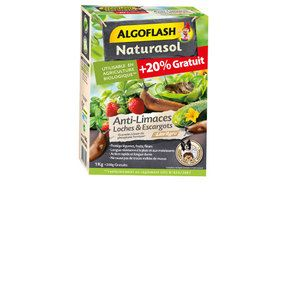 Algoflash Anti limaces loches et escargots 1kg