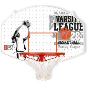 Newport New Port Panneau de basket avec panier Fibre de verre 16NY-WGO-Uni