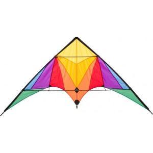 HQ Kites 10216730 - Trigger cerf-volant Arc-en-ciel