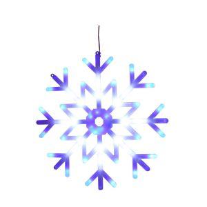 Blachère illumination Flocon lumineux bicolore 48 LED