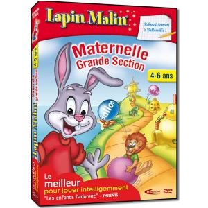 Lapin Malin Maternelle Grande Section : Panique à Ballonville - 2010/2011 [Windows]