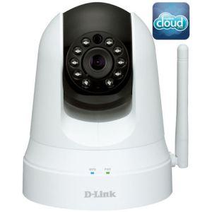 D-link DCS-5020L - Caméra IP réseau panoramique Jour/Nuit