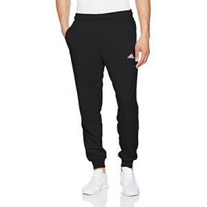 Adidas Pantalon de survêtement pour Homme Essentials Pantalon XL Noir/Blanc