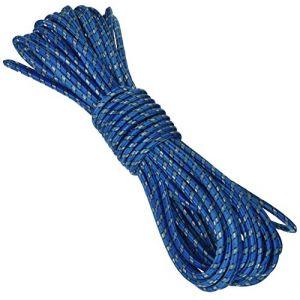 Ribiland Tendeur, câble élastique 20 mètres couleur bleue