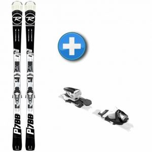 Rossignol Skis Pursuit 700 Ti + Look Nx 12 Konect Dual Wtr B80 - Neuf