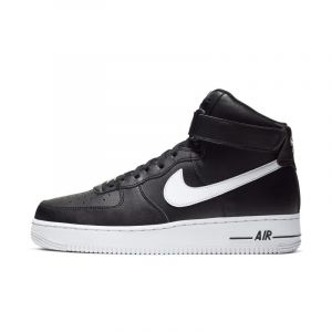 Nike Chaussure Air Force 1 High'07 pour Homme - Noir - Taille 43 - Male