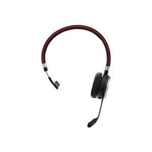 Jabra Evolve 65 MS Mono - Casque monaural avec microphone