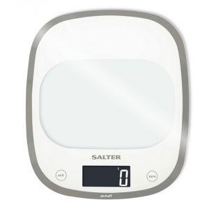 Salter Curve Glass - Balance culinaire électronique