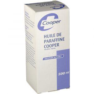 Cooper Huile de paraffine 500 ml