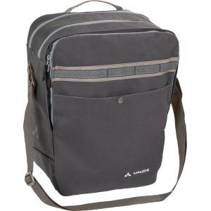 Vaude Classic Back - Sac porte-bagages - gris/noir Sacs pour porte-bagages